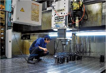 三星工業 株式会社 上越 就職情報 デビュー Debut! 籾摺り機の製造