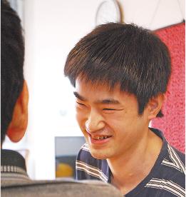 社会福祉法人 上越あたご福祉会 デビュー Debut! 上越 就職情報 高校生 社員1