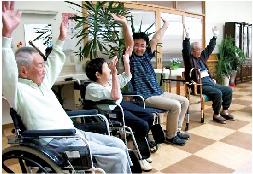 社会福祉法人 上越あたご福祉会 デビュー Debut! 上越 就職情報 高校生 体操・趣味活動