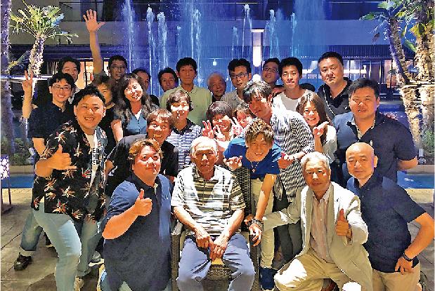 大栄建設 株式会社 デビュー Debut! 上越 就職情報 高校生 社員旅行