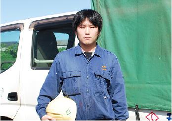 稲垣鐵工 株式会社 上越 就職情報 デビュー Debut! 社員2