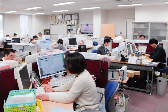 上越ケーブルビジョン 株式会社 デビュー Debut! 上越 就職情報 高校生 JCV光テレビ・電話・インターネット