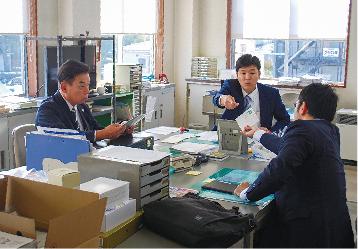 大島自動車販売 株式会社 デビュー Debut! 上越 就職情報 高校生 営業部の仕事