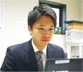 ピースフル 株式会社 デビュー Debut! 上越 就職情報 高校生 社員2
