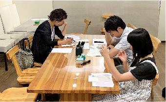 ピースフル 株式会社 デビュー Debut! 上越 就職情報 高校生 焼肉食べ放題