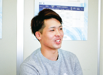 進工業 株式会社 新潟工場 上越 就職情報 デビュー Debut! 社員2