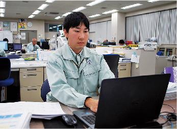 株式会社 東光クリエート 上越 就職情報 デビュー Debut! 社員1