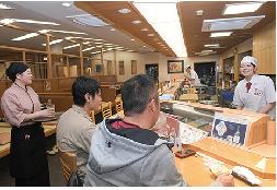 富寿しグループ(株式会社 宮崎商店) 上越 就職情報 デビュー Debut! 営業開始